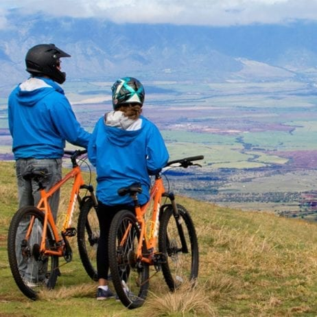 Haleakala Bike Company - Sunrise, Mid-Day, or Express Bike Tour (Couple Bike)