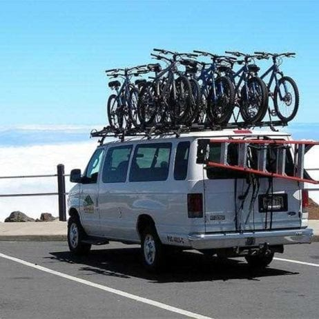 Haleakala Bike Company - Sunrise, Mid-Day, or Express Bike Tour (Van)