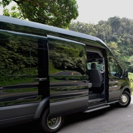 Hana Tours of Maui - Road to Hana Tour (Black Van)