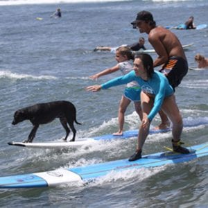 Hang Loose Surf Club - All Surf Lessons (Family)