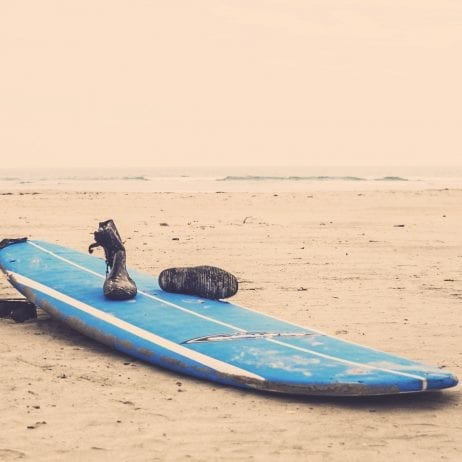 Hang Loose Surf Club - All Surf Lessons (Board)
