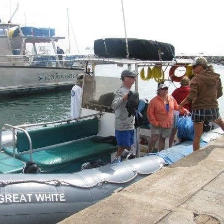 Hawaii Ocean Rafting - Lanai Dolphin Snorkel Tours (Dock)
