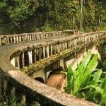Hawaii Tours - The Road to Hana (Bridge)