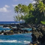 Hawaii Tours - The Road to Hana (Beach)