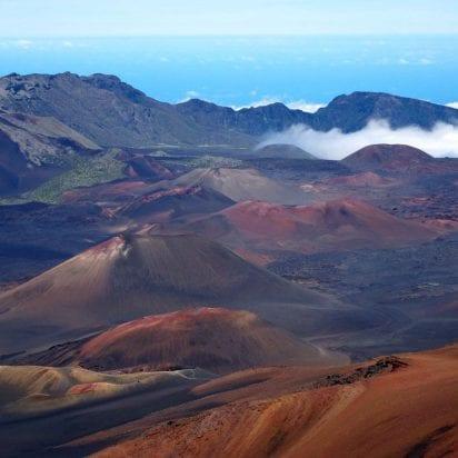 Hike Maui - 4 Mile Haleakala Crater Hike 8 Hours (Volcano)