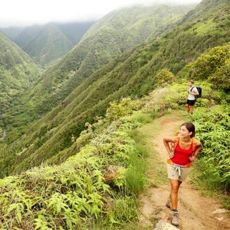 Hike Maui - Hana Waterfall Hike 11 Hours (Couple Hike)