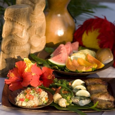 Hyatt Kaanapali Luau - Preferred Seating (Buffet)