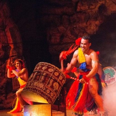 Hyatt Kaanapali Luau - Preferred Seating (Drums)