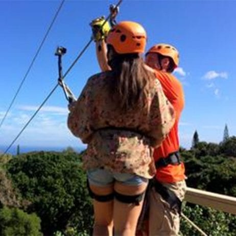 Jungle Zipline Maui (Zipline Maui)