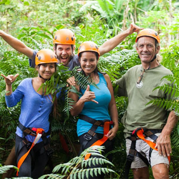 Jungle Zipline Maui (Copy)