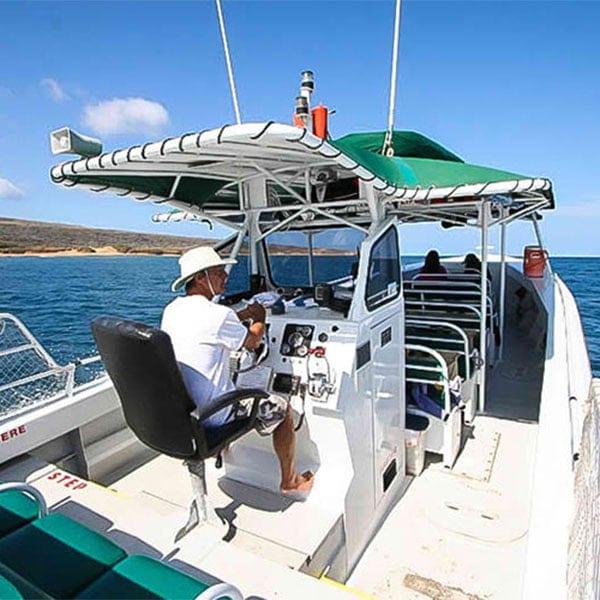 Kaanapali Ocean Adventures – Lanai Snorkel Tours