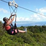 Kapalua Ziplines - 7 Line Course (Adventures in Maui)