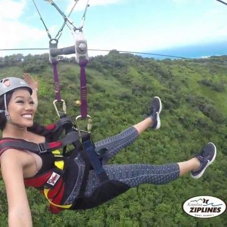 Kapalua Ziplines - 7 Line Course (Things To do In Maui)