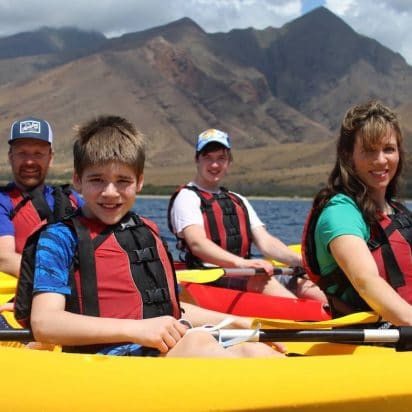 Keliis Kayaks - All Tours (Family Activity)