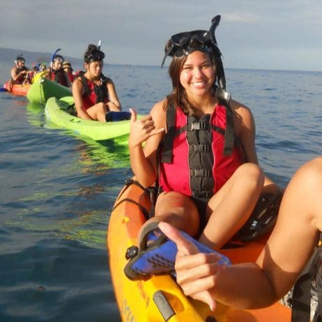 Keliis Kayaks - All Tours (Kayak Girl)