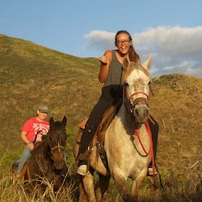 Lahaina Stables - Sunset Ride (Horseback Ride)
