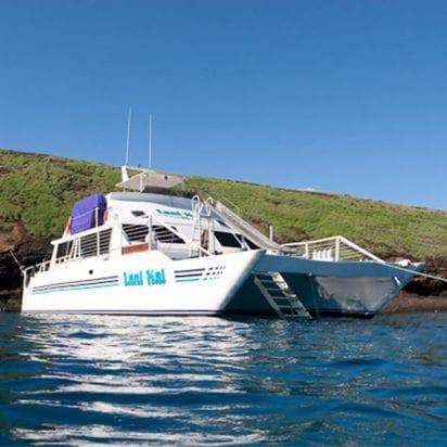 Lani Kai - Coral Gardens Snorkel (Boat)