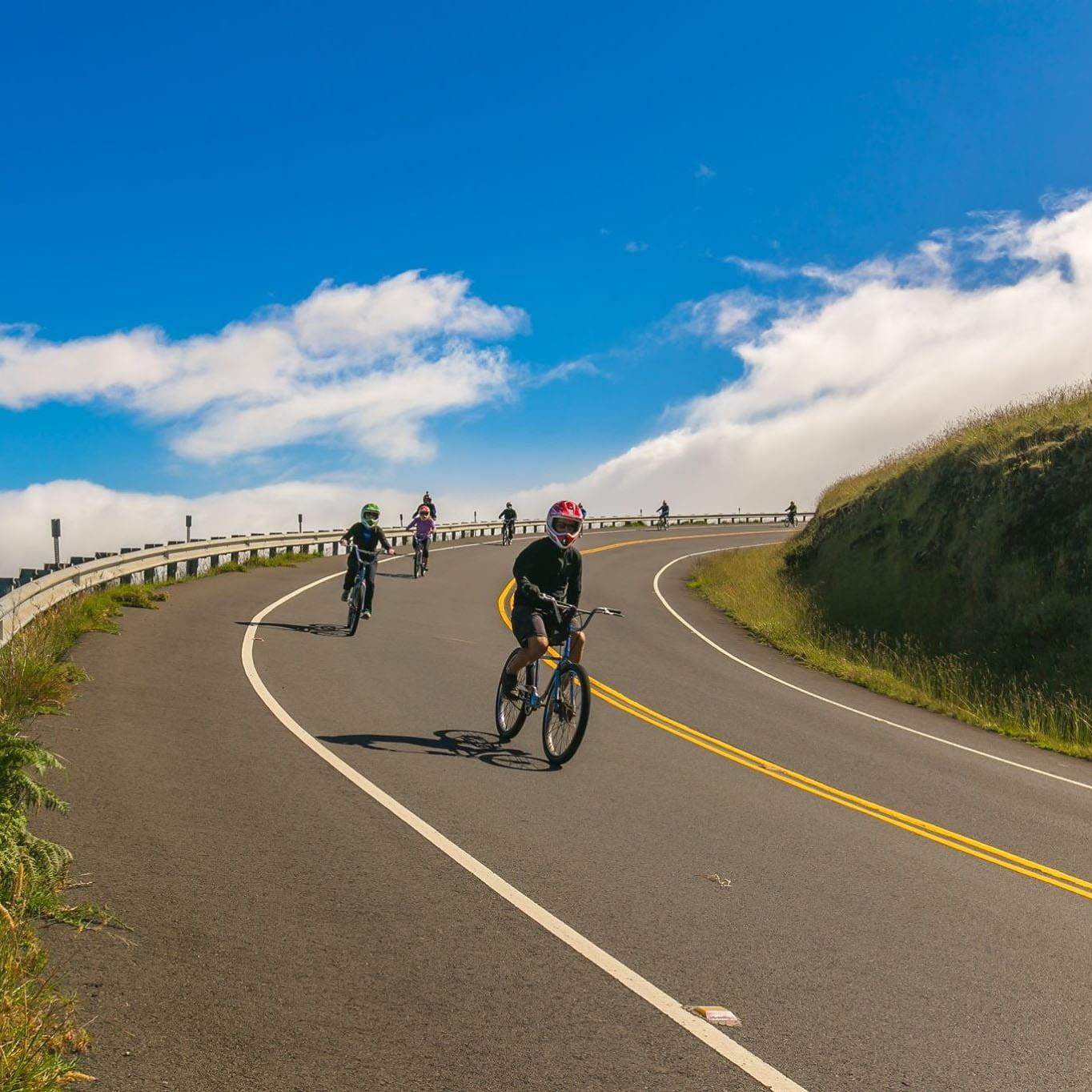 Maui Downhill – All Volcano Biking Tours