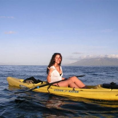 Maui Kayaks - 3 Hour or 4 Hour Tour (Yellow Kayak)