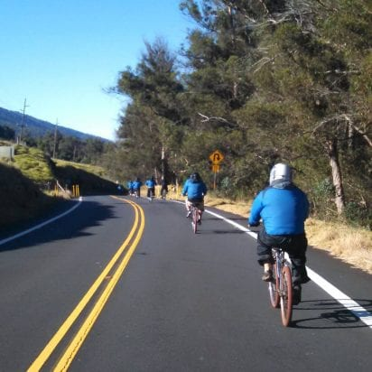 Maui Mountain Cruisers - Sunrise or Mid-Day Tour (Bikers)