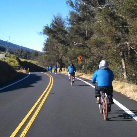 Maui Mountain Cruisers - Sunrise or Mid-Day Tour (Bikers)
