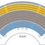 Maui Theatre Seating Chart-Silvergold 2820