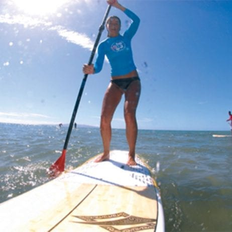 Maui Wave Riders - Surf Lessons (SUP)