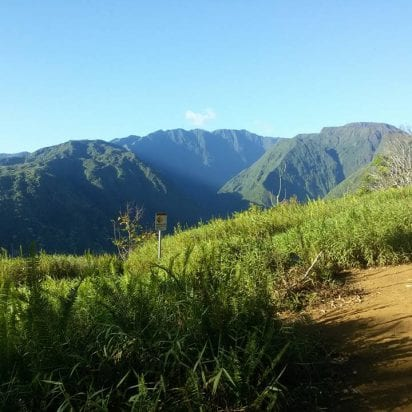 Mendes Ranch - Oceanfront Trail Ride (Waihee Ridge)