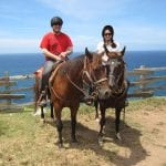 Mendes Ranch - Oceanfront Trail Ride (Couple Activity)