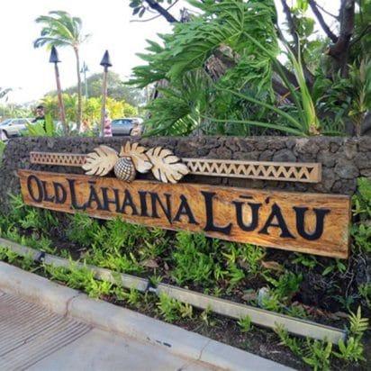 Old Lahaina Luau (Luau Maui)