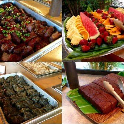 Old Lahaina Luau (Buffet)