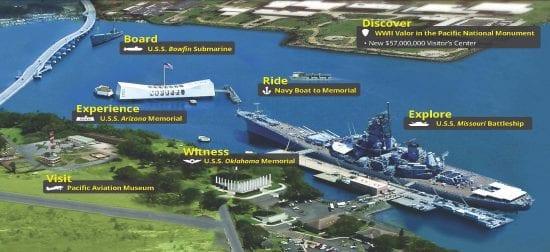 Pearl harbor Hawaii - 2762