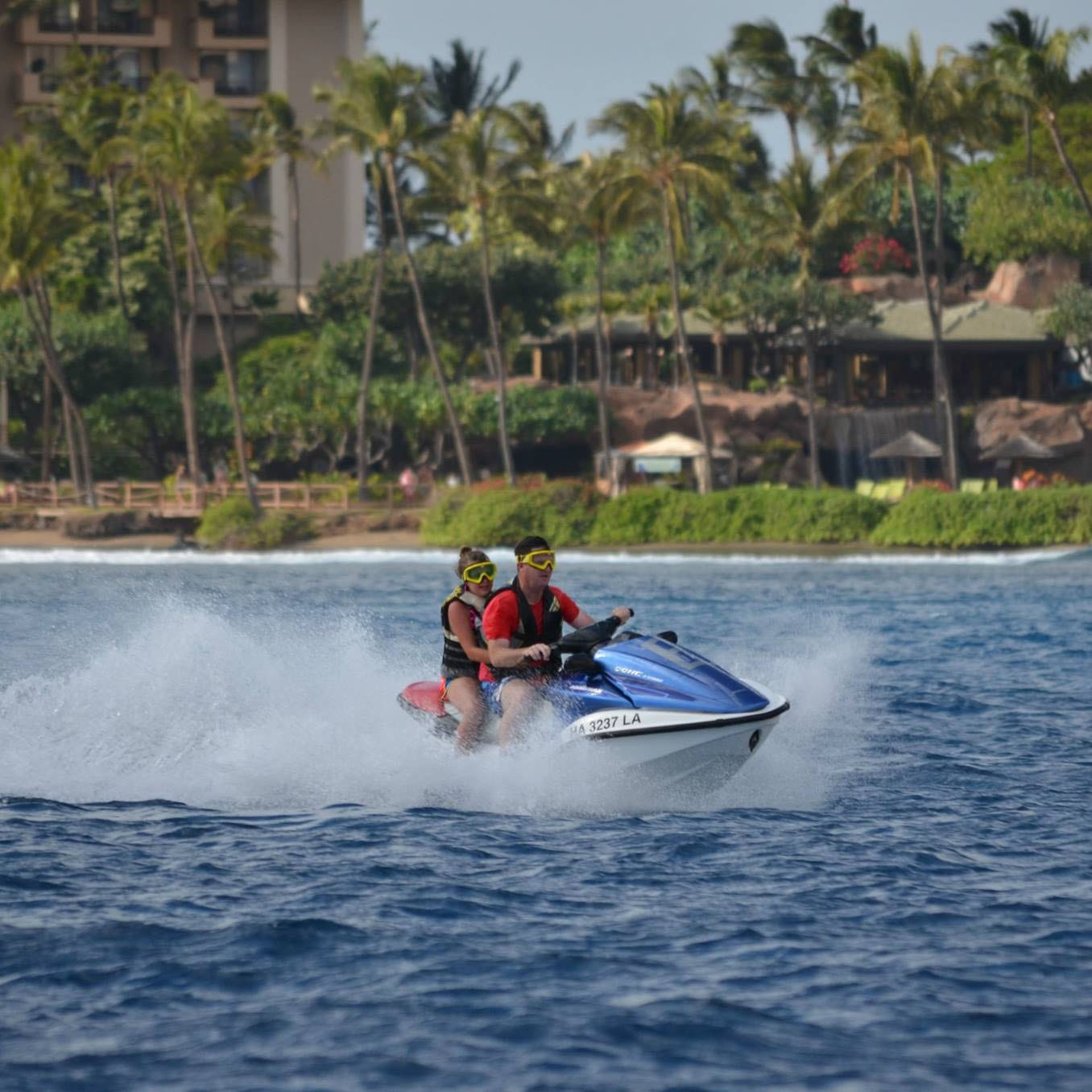 Maui Jet Ski - Maui Activities at the Best Prices - Maui Tickets for Less