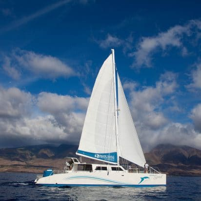 Pacific Whale Foundation - Ocean Spirit Sunset Sail (PWF)