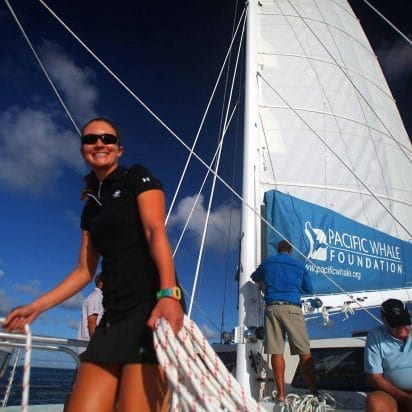 Pacific Whale Foundation - Ocean Spirit Sunset Sail (Staff)