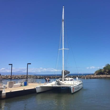 Paragon Sailing - Lahaina Sunset Sail (Dock)
