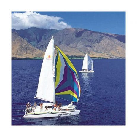 Paragon Sailing - Lahaina Sunset Sail (Sailing Days)