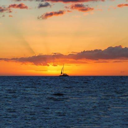 Paragon Sailing - Lahaina Sunset Sail (Sailing Catamaran)