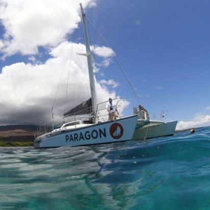 Paragon Sailing - Lahaina Sunset Sail (Departing From Lahaina)