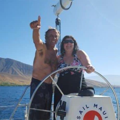 Paragon Sailing - Lanai Snorkeling (Its A date)