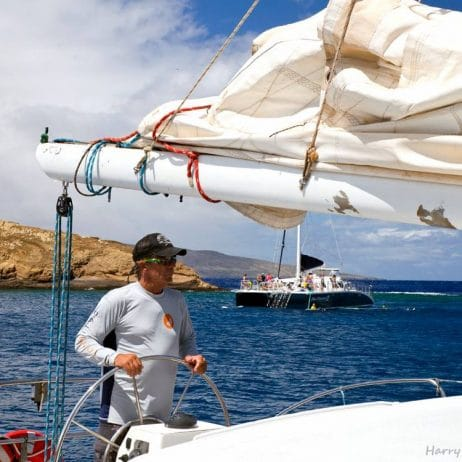 Paragon Sailing - Lanai Snorkeling (Sail Hawaii)