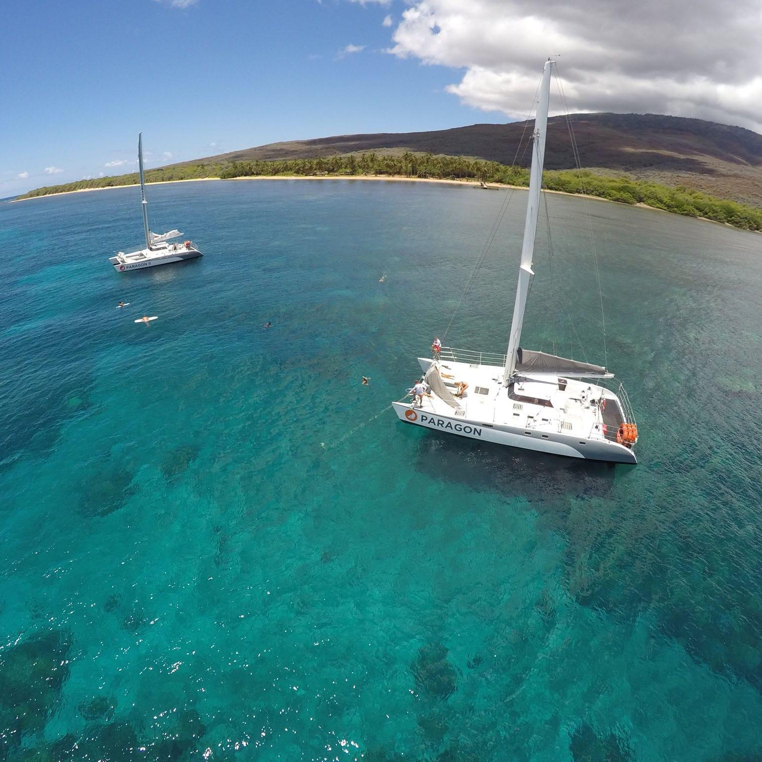 Paragon Sailing – Molokini Snorkeling