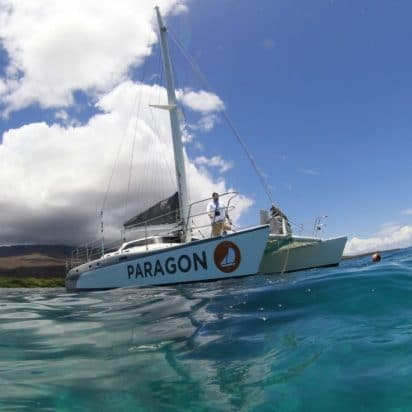 Paragon Sailing - Molokini Snorkeling (Catamaran)