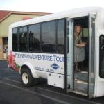 Polynesian Adventure Tours - Haleakala Sunrise Tour (Lady in Van)