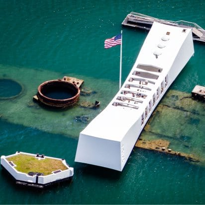 Polynesian Adventure Tours - Pearl Harbor Tours from Maui - Hawaiian Airlines (Memorial)
