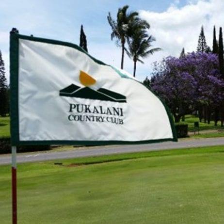 Pukalani Golf Club (Flag)