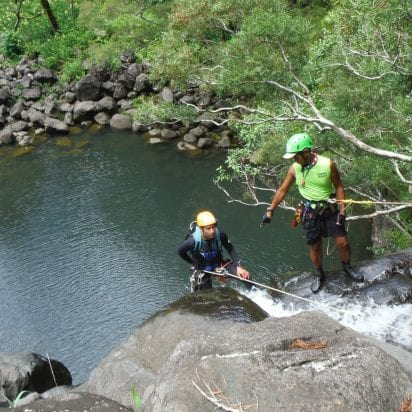Rappel Maui - All Tours (Two man Rappel)