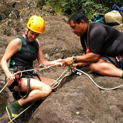Rappel Maui - All Tours (For Ladies Also)