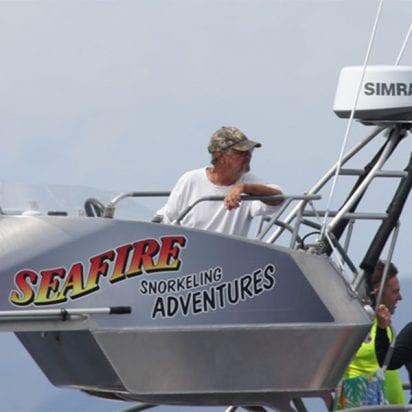 Seafire Charters - Express Molokini Snorkel (Seafire)