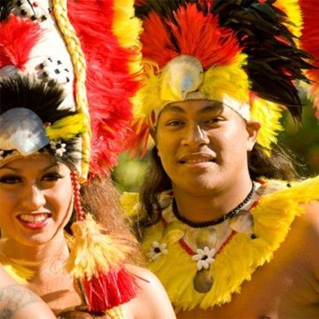 Sheraton Kaanapali Maui Nui Luau (Luau Dancers)